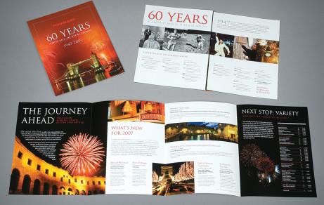 60th Anniversary Brochure