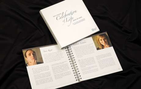"""Celebration of Life"" Journal"