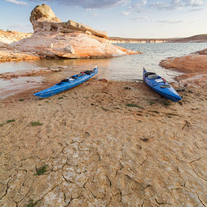 kayak_lake_powell