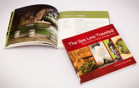 """The Spa Less Traveled"" Book"