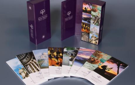 World Cruise 2008 Shore Excursion Book Set