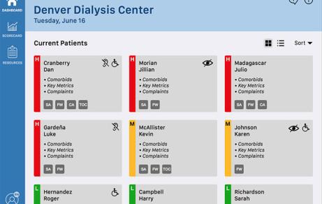 Clinical iPad App Prototype